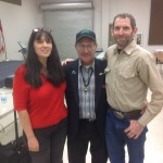 Shannon, Dr. Wallach and Randy